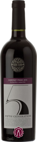 1848 Winery Cabernet Franc Fifth Generation